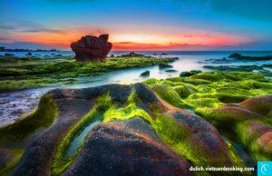 Nét đẹp tinh khôi của biển Cổ Thạch-Phan Thiết
