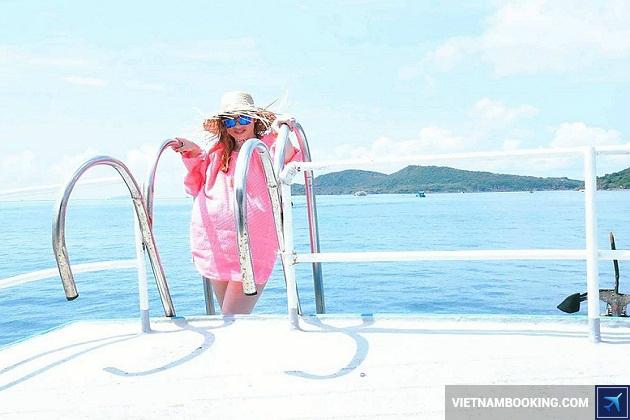 Du lịch Đảo Gầm Ghì