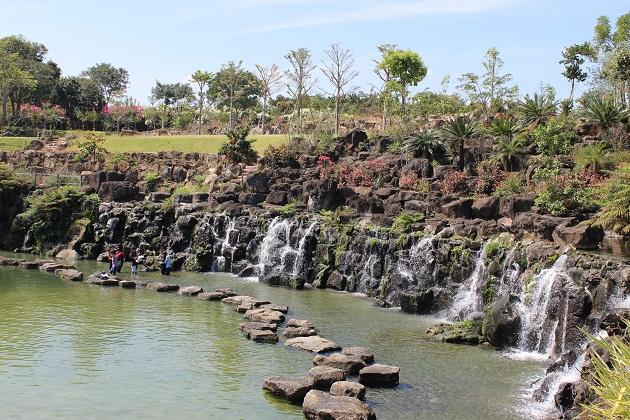 Du lịch cuối tuần gần Sài Gòn