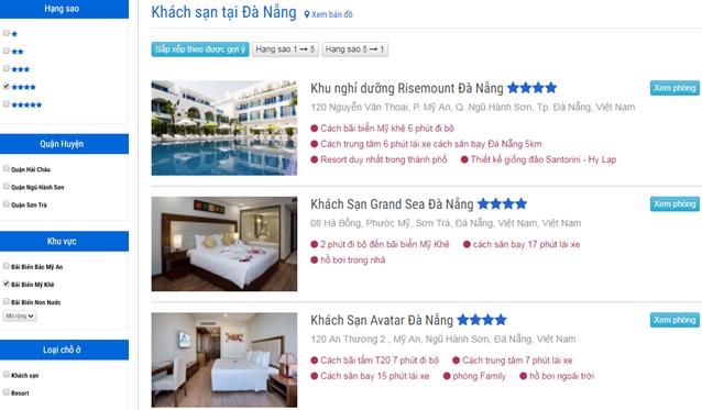 hướng dẫn đặt khách sạn 2