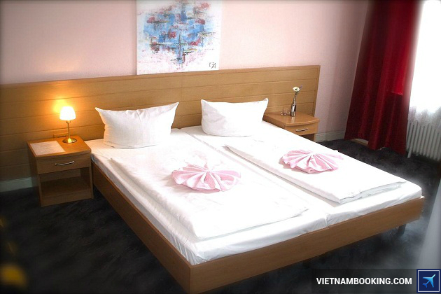 Khách sạn giá rẻ ở Berlin Đức