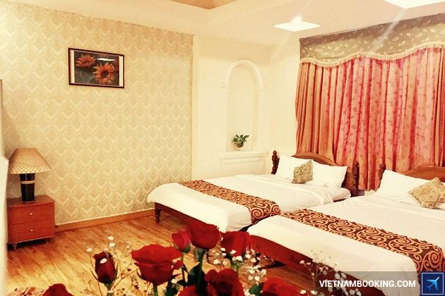 Khách sạn Đà Lạt nằm trên đường Hai Bà Trưng