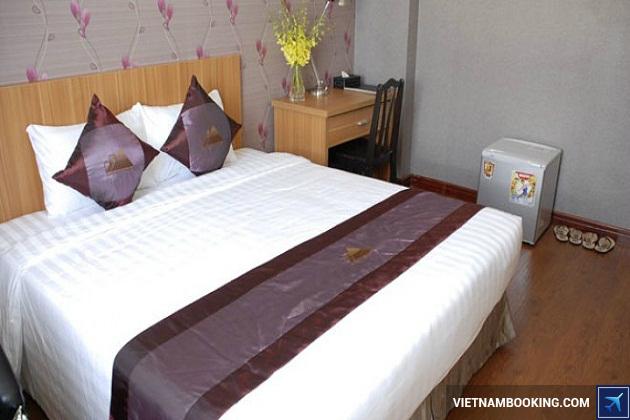 Khách sạn trên đường Hồ Xuân Hương Đà Lạt
