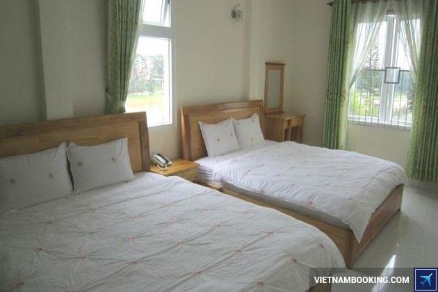 Khách sạn rẻ đẹp, nằm gần chợ Đà Lạt