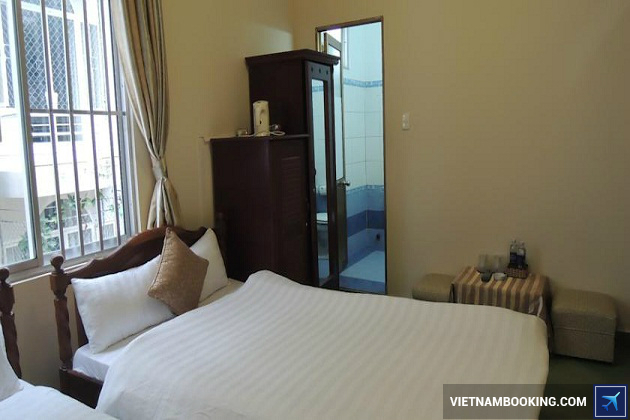 Khách sạn Đà Lạt trên đường Bùi Thị Xuaan