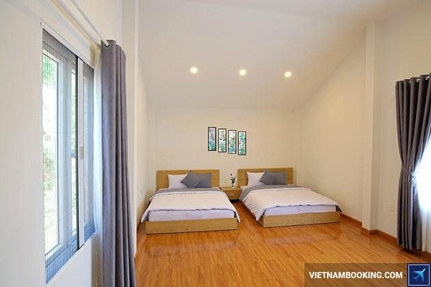 Khách sạn giá rẻ nằm gần chợ Đà Lạt