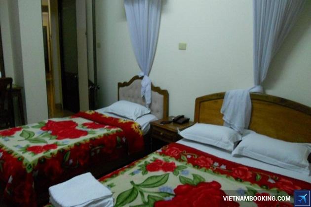 Khách sạn trên đường Nguyễn Thị Minh Khai Đà Lạt