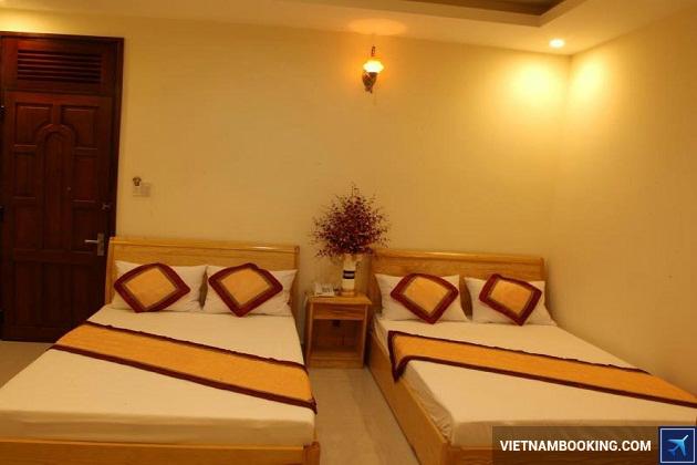 Khách sạn đường Bùi Thị Xuân có view đẹp
