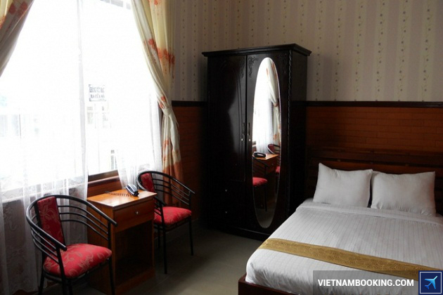 Khách sạn nên ở trên đường Nam Kì Khởi Nghĩa Đà Lạt
