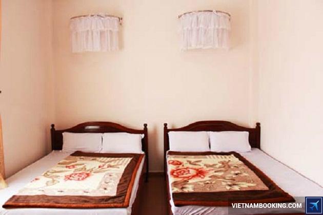 Khách sạn ở Đà Lạt trên đường Nam Kỳ Khởi Nghĩa