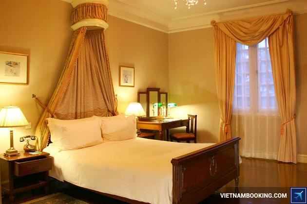 Khách sạn 5 sao sang trọng ở Đà Lạt