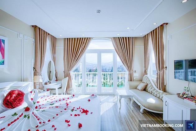 Khách sạn Đà Lạt gần trung tâm thành phố