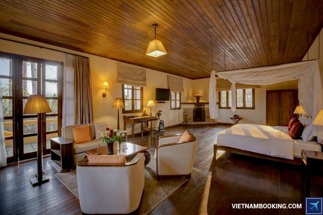 Khách sạn 5 sao đẹp nhất ở Đà Lạt