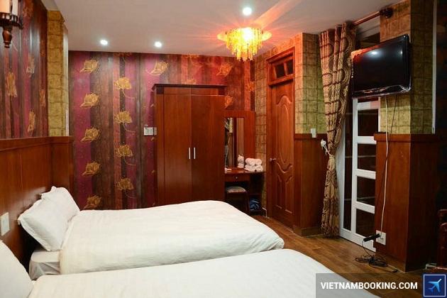 Khách sạn Đà Lạt nằm trên đường Nguyễn Văn Trỗi