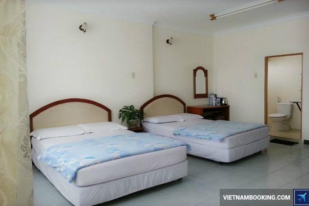 Khách sạn tiện nghi trên đường Nguyễn Văn Trỗi Đà Lạt