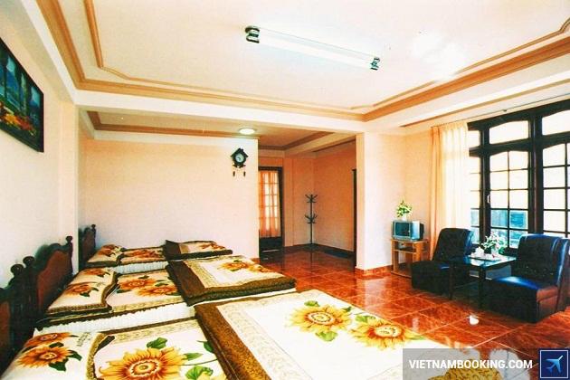 Khách sạn mini giá rẻ ở Đà Lạt