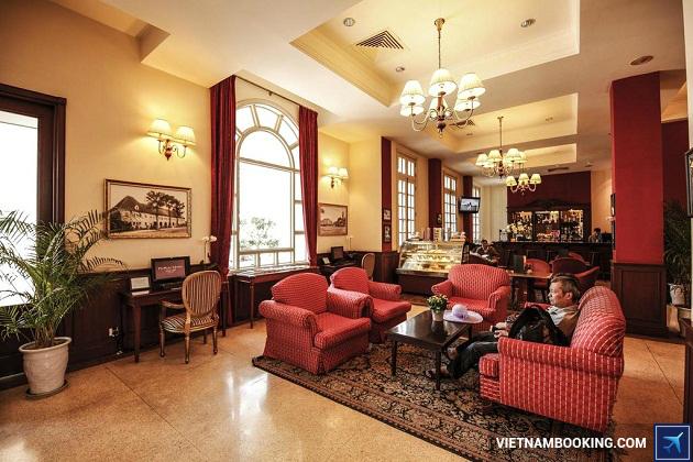 Khách sạn 3 sao sang trọng ở Đà Lạt