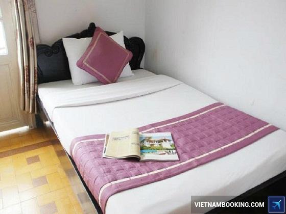 Khách sạn nằm gần trung tâm thành phố Đà Lạt