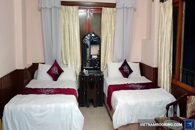 Khách sạn trên đường 3 tháng 2 Đà Lạt