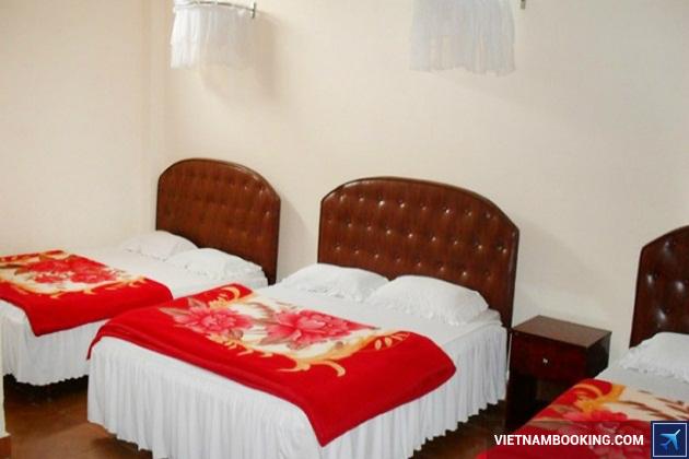 Khách sạn Đà Lạt trên đường 3 tháng 2