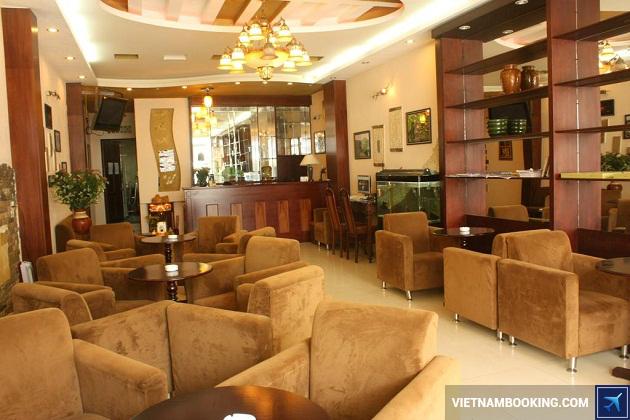 Khách sạn đường Phan Đình Phùng Đà Lạt