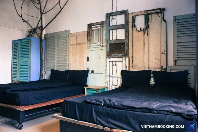 Khách sạn trên đường Trương Công Định Đà Lạt