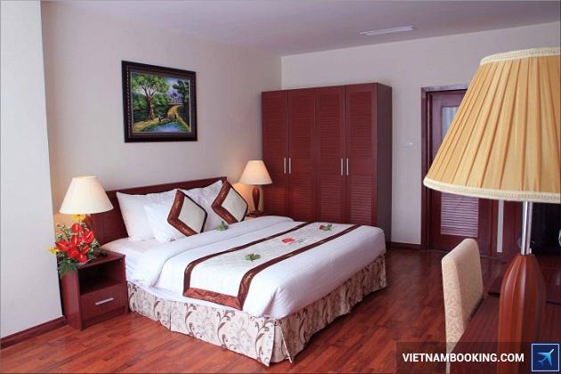 Khách sạn Đà Lạt trên đường Phan Đình Phùng