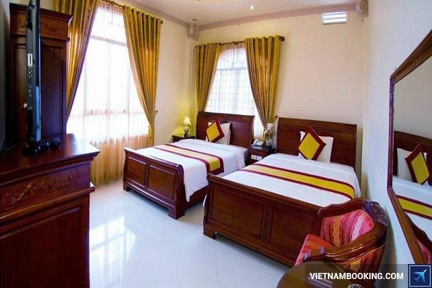 Khách sạn có phòng nghỉ dành cho cả gia đình ở Đà Lạt