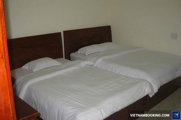 Khách sạn Đà Lạt trên đường Trương Công Định