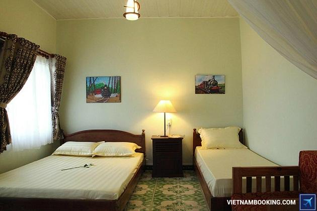 Khách sạn có phòng rộng rãi dành cho gia đình ở Đà Lạt