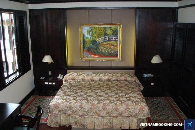 Khách sạn lý tưởng cho gia đình ở Đà Lạt