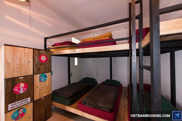 Khách sạn nên ở trên đường Trương Công Định Đà Lạt