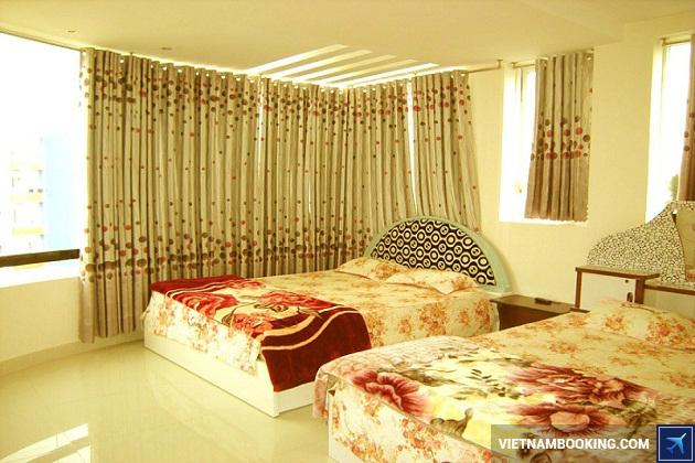 Khách sạn giá rẻ gần trung tâm Đà Lạt