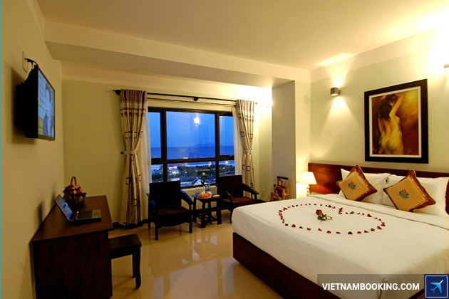 Khách sạn Đà Nẵng giá tốt trên đường Hồ Nghinh