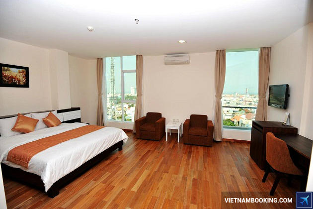Khách sạn sang trọng giá tốt nằm trên đường Đống Đa Đà Nẵng