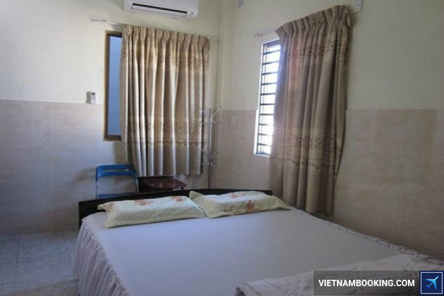 Khách sạn tiện nghi giá rẻ nằm trên đường Đống Đa Đà Nẵng