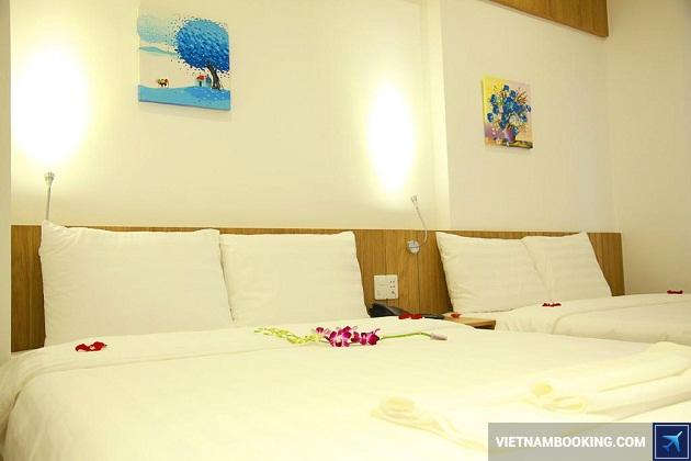 Khách sạn tiện nghi gần biển Đà Nẵng