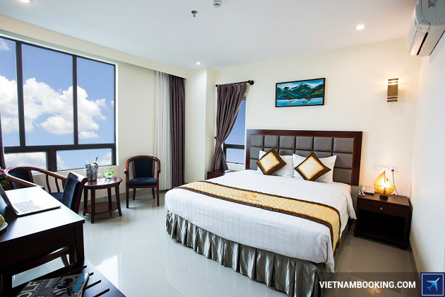 Khách sạn Đà Nẵng nằm trên đường Võ Nguyên Giáp