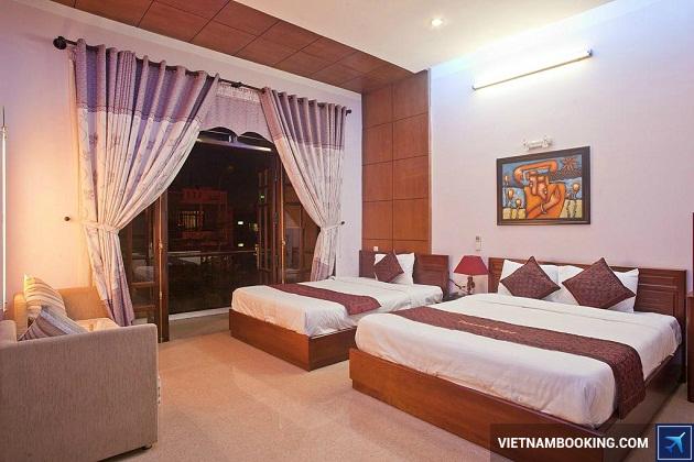 Khách sạn 2 sao tiện nghi giá tốt ở Đà Nẵng