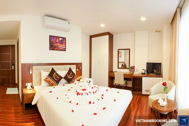 Khách sạn gần trung tâm thành phố Đà Nẵng