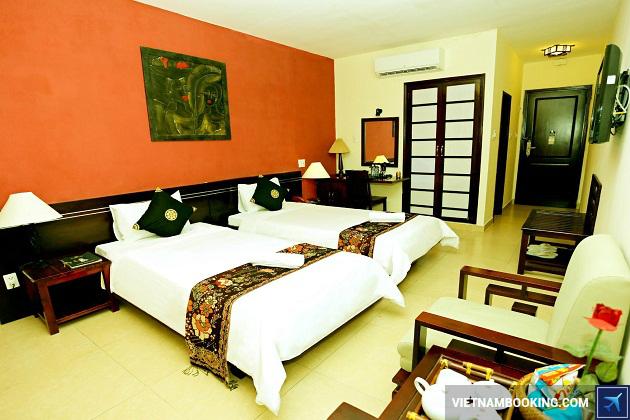 Khách sạn tại Đà Nẵng có hồ bơi ngoài trời
