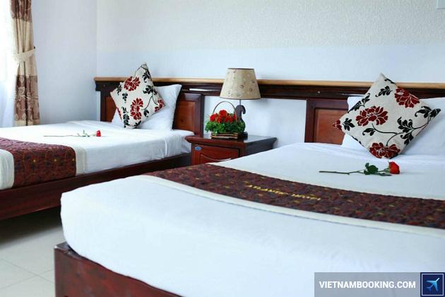 Khách sạn trên đường Hồ Nghinh Đà Nẵng