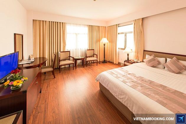 Khách sạn Đà Nẵng có hồ bơi cao cấp