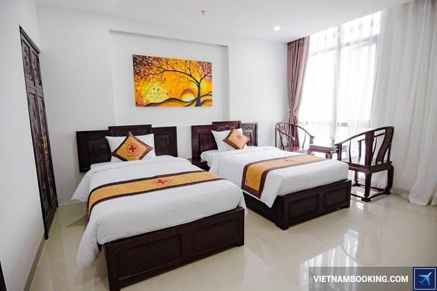Khách sạn Đà Nẵng trên đường Nguyễn Tất thành