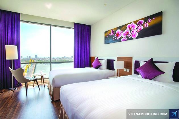 Khách sạn Đà Nẵng đường Nguyễn Văn Linh