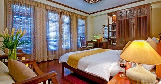 Khách sạn Golden Lotus gần bệnh viện Trung Ương Huế