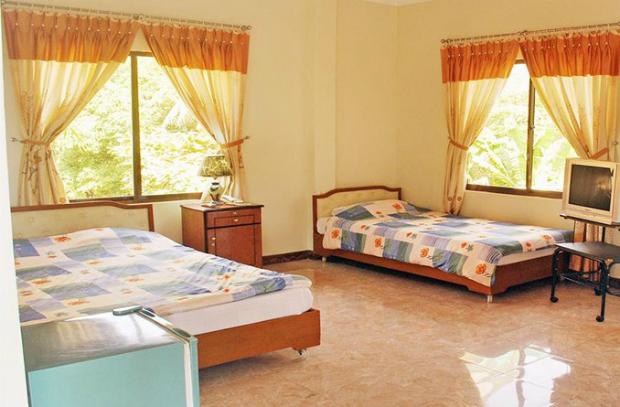 Khách sạn Bình Dương 1 gần bệnh viên Trung ƯƠng thành phố Huế