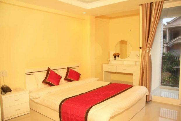 Khách sạn Hải Phương gần bệnh viện Trung Ương thành phố Huế