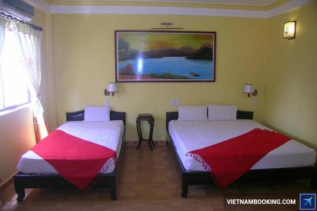 Khách sạn trên đường Lê Lợi Huế