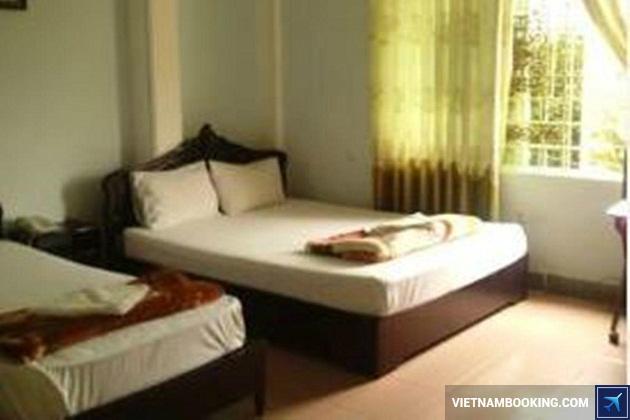 Khách sạn gần khu phố Tây Huế